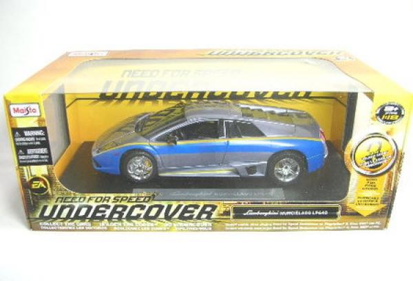 Lamborghini Lamborghini Lamborghini Murcielago LP640 (silver blue) NfS eb2315