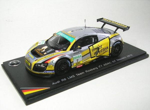 gran selección y entrega rápida Audi r8 No. 7 ADAC ADAC ADAC GT Masters 2010  envío gratuito a nivel mundial
