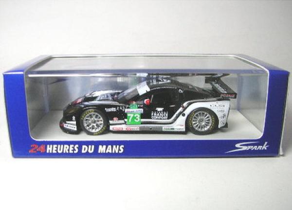 Corvette c6.r N° 73 LeMans 2010