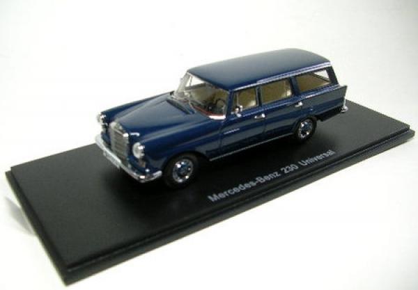 Mercedes-Benz 230 UNIVERSEL (bleu)