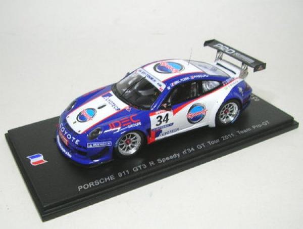 Porsche 911 gt3 R No. 34 34 34 GT Tour 2011 dc35e1