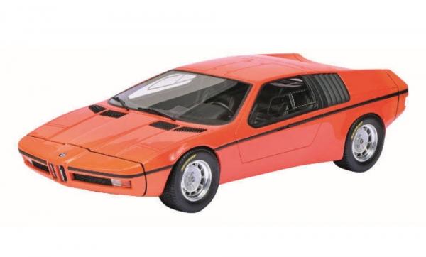 BMW Turbo X1 (E25) orange (1972)