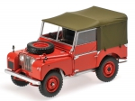 Land Rover Series I (red) 1948