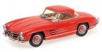 Mercedes-Benz 300 SL Roadster with Hardtop (W198) 1957 (red)