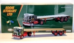 Atkinson Borderer Flatbed Trailer-Eddie Stobart Ltd-Limited Edition