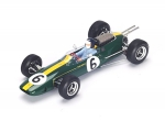 Lotus 25 No.6 Winner French GP 1965 (Jim Clark)