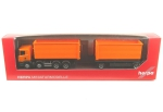 Scania R Abrollmulden-H�ngerzug (orange)
