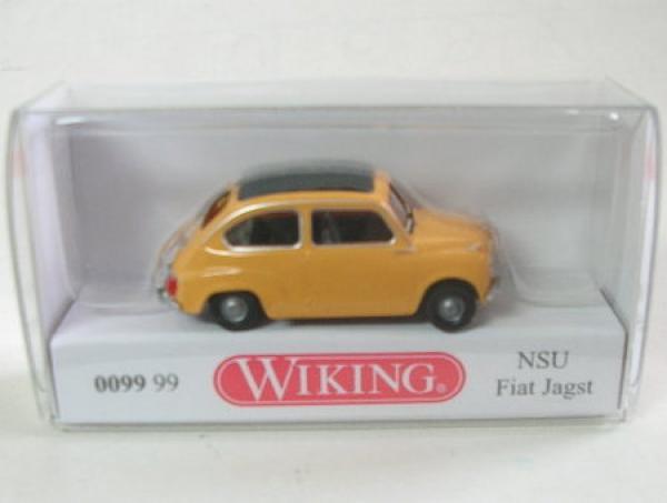 NSU Fiat das amarillo