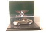 Bentley Continental GTC (liquid mercury grey) 2011