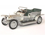 Rolls-Royce Silver Ghost Roi Des Belges sn60551 AX201 (silver) 1907