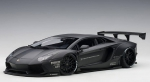 Lamborghini Aventador Liberty Walks LB-Works (matt black) 2015