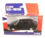 Taxi -  Best of British (black)