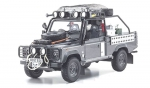 Land Rover Defender Movie Edition Tomb Raider Lara Croft 2001 (corris grey)