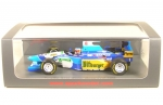 Benetton Renault B195 No.1 Winner Monaco GP 1995 (Michael Schumacher)